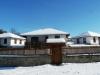 Къщите през зимата
