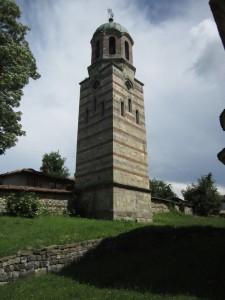 Часовникова кула в църквата