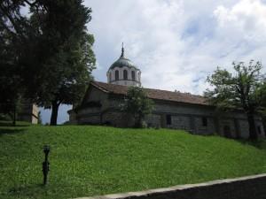 Църквата Свети Никола - град Елена