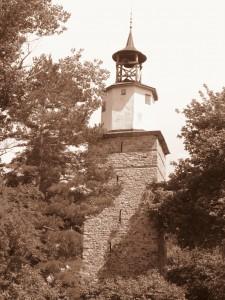 Часовникова кула град Елена
