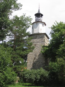 Часовниковата кула в Елена