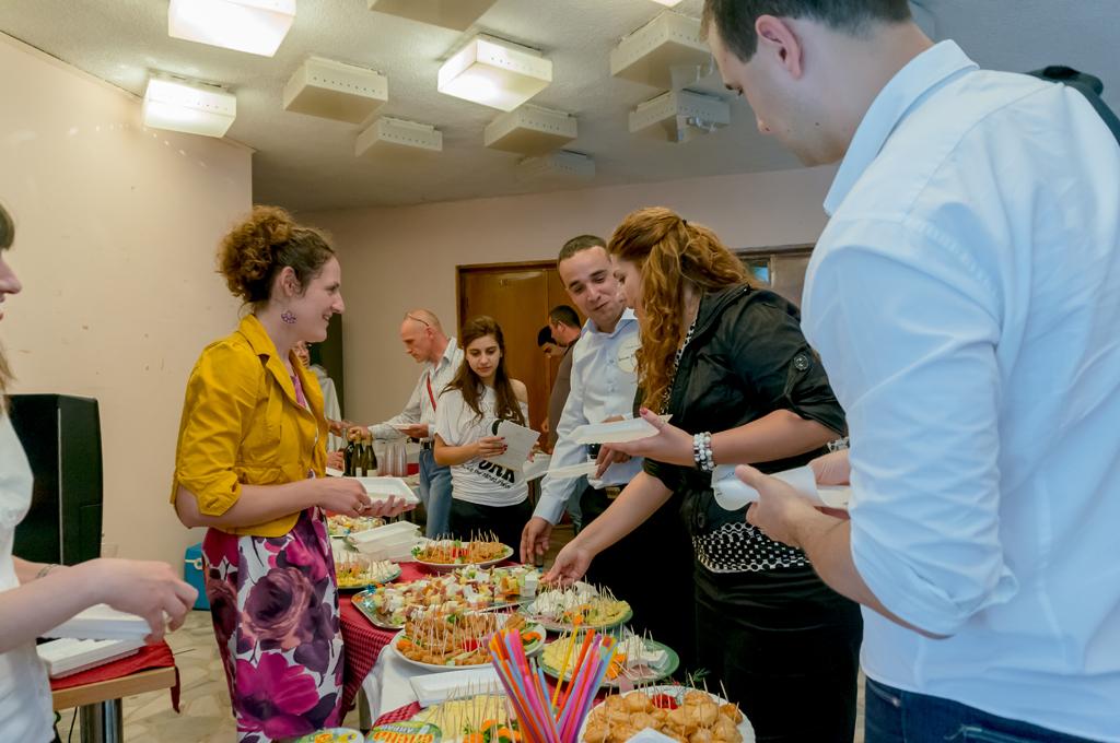 Дегустация на деликатеси от Еленския балкан